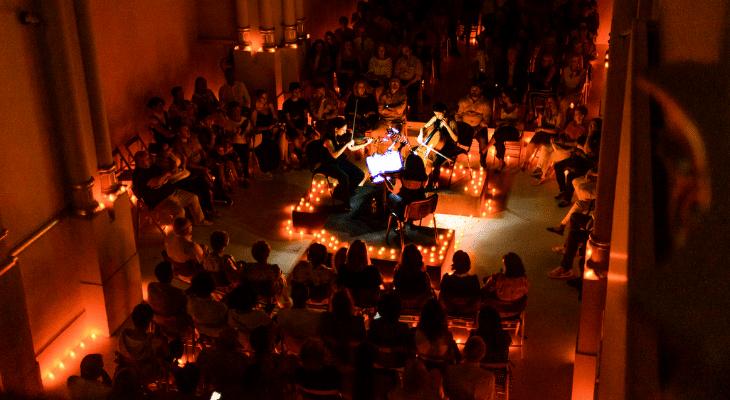 Candlelight : les concerts de musique classique à la lueur des bougies à Lyon !