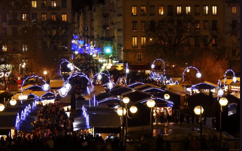Top cinq des activités de Noël à ne pas manquer à Lyon !